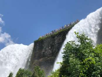 Niagarafälle, USA: Made in America Tour & Maid of the Mist
