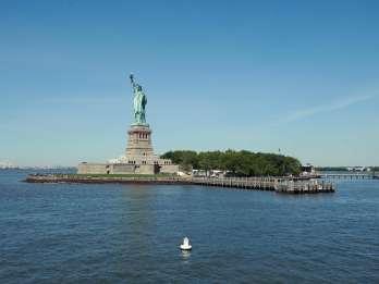 NYC: Freiheitsstatue 45-minütige Kreuzfahrt Skip-the-Box-Office
