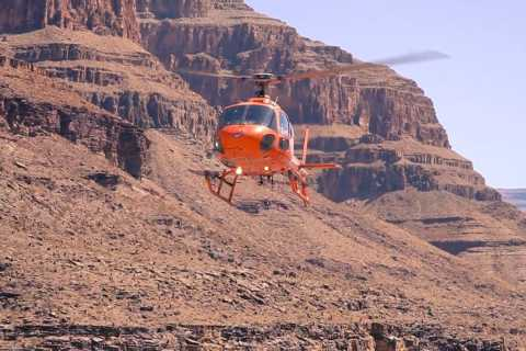 Grand Canyon West Rim VIP Tour with Helicopter & Boat Ride