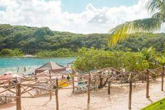 Natal: Excursão Litoral Sul e Lagoa de Arituba
