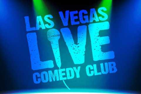 Las Vegas Live Comedy Club Tickets