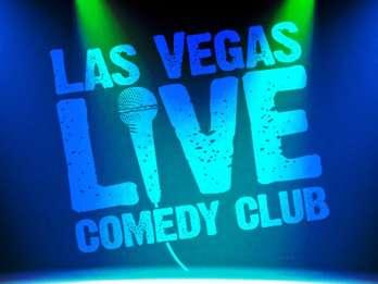 Las Vegas: Karten für den Live Comedy Club