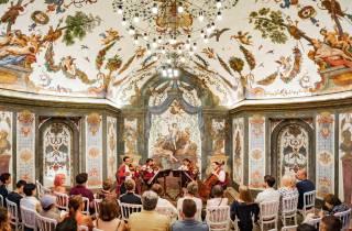 Wien: Klassisches Konzert im Mozarthaus