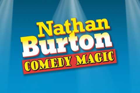 Las Vegas: Nathan Burton Magic Tickets