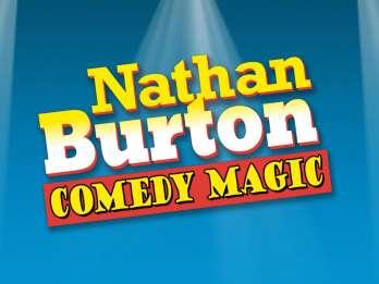 Las Vegas: Tickets für die Nathan Burton Magic Show
