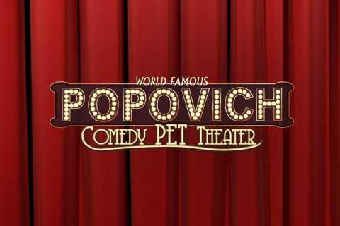 75-Minute Popovich Comedy Pet Theater in Las Vegas