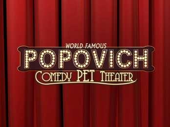 Las Vegas: 75-Minuten Popovich-Comedy-Haustier-Theater