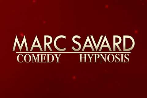 Las Vegas: Marc Savard Comedy Hypnosis Tickets