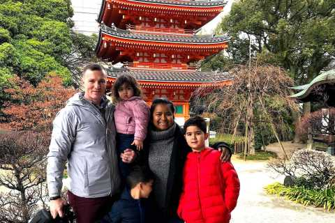 Fukuoka: tour a pie de Hakata de día completo
