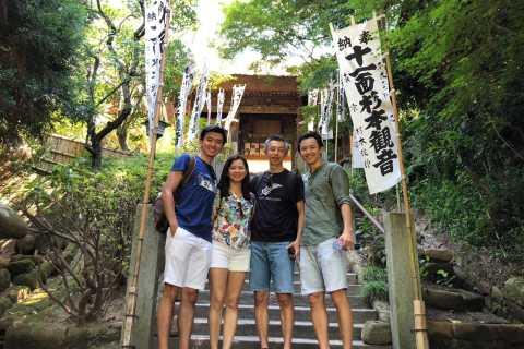 Kamakura: recorrido panorámico en bicicleta de 6 horas