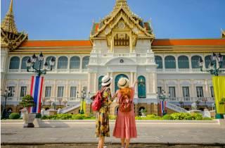 Bangkok: Großer Palast, Schwimmender Markt & Maeklong-Markt