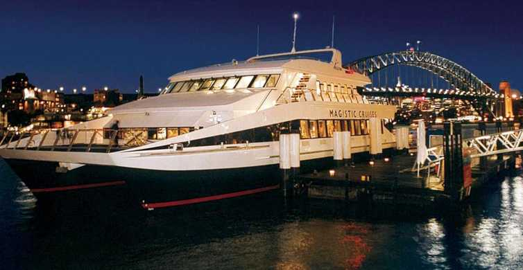 Sydney Harbour: Dinner Cruise