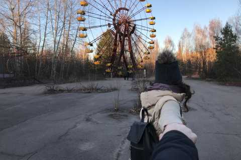 From Kiev: Private Tour to Chernobyl with Lunch
