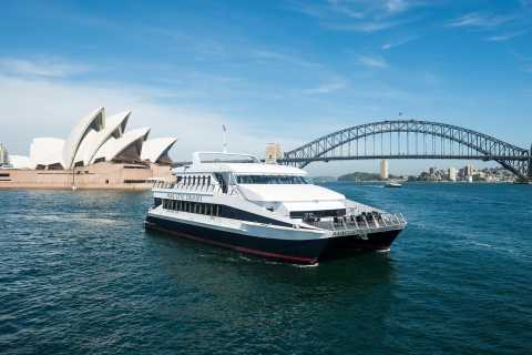 Sydney Harbour: 3-Hour Lunch Cruise
