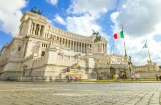 Von Civitavecchia: Begleiteter Landausflug nach Rom