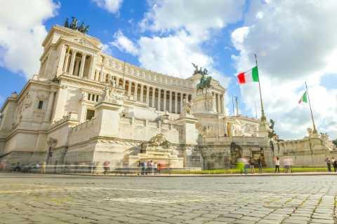 From Civitavecchia: Escorted Shore Excursion to Rome