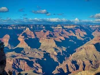 Vegas: Grand-Canyon-Nationalpark, Route 66 & Höhlen − Tour