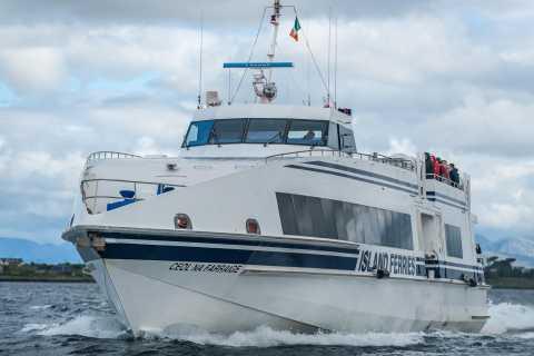 Connemara / Galway: Inis Meáin Transfer Ferry de retorno