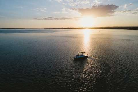 Ria Formosa: Sunset Boat Trip