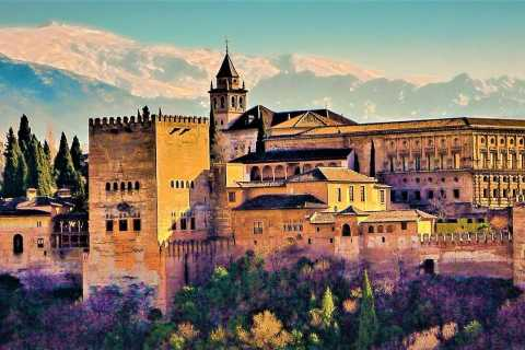 Granada: Full Alhambra Guided Tour with Preferential Access