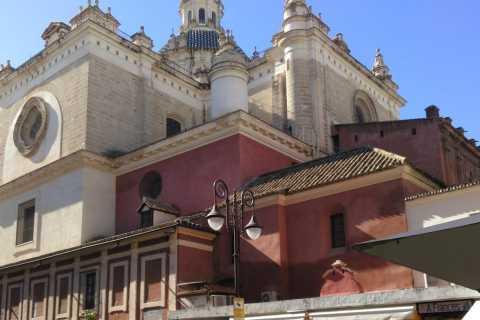 Siviglia: Salvador Church, Casa Pilatos e Metropol Tour