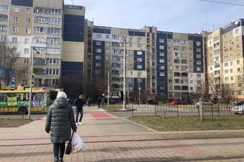 Lviv: Sykhiv-District Soviet Legacy and Modern Living