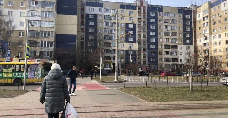 Lviv: Sykhiv-District Soviet Legacy and Modern Living