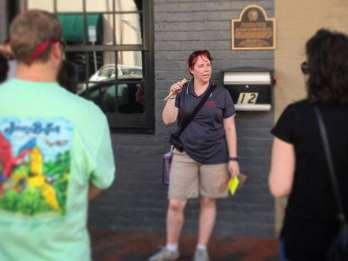 Virginia: Richmond Uncivil Wards Geschichtstour