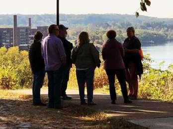 Richmond: Rails and Sails Geschichtstour