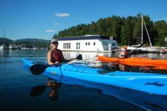 Oslo: Viagem de caiaque de 3 horas no Oslofjord