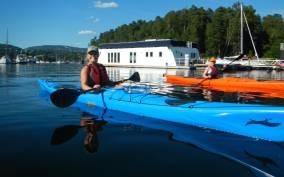 Oslo: 3-hour Kayaking Trip on the Oslofjord