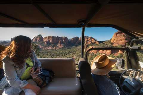 From Sedona: 1.5-Hour Oak Creek Canyon Jeep Tour