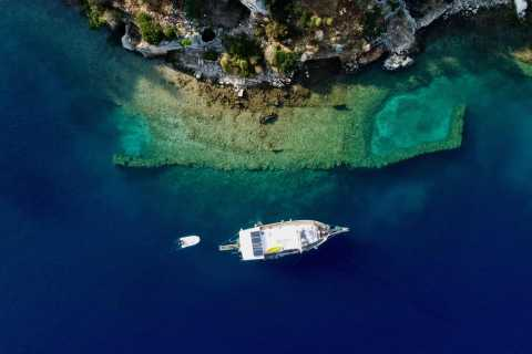 From Kas Harbour: Private Boat Tour to Kekova