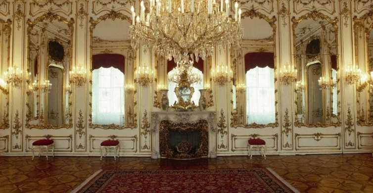 Vienna: Empress Sisi Walking Tour & Imperial Apartments