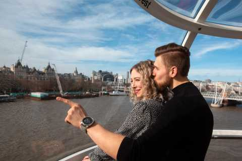 London Eye Private Capsule Experience for Couples or Groups