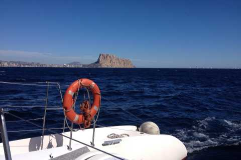 Calpe: 2-hour Sailing Trip with Swimming
