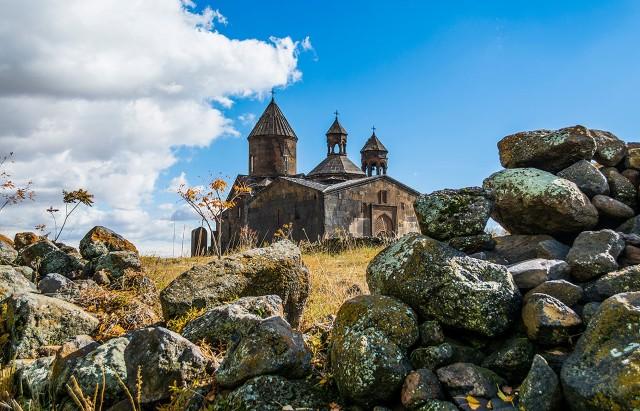 Armenië: een hele dag culturele rondleiding met bezoek aan het alfabetmonument