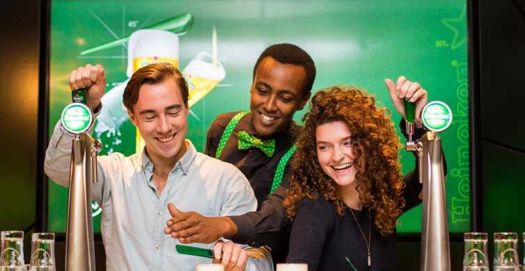 Amsterdam: Ingresso Heineken Experience