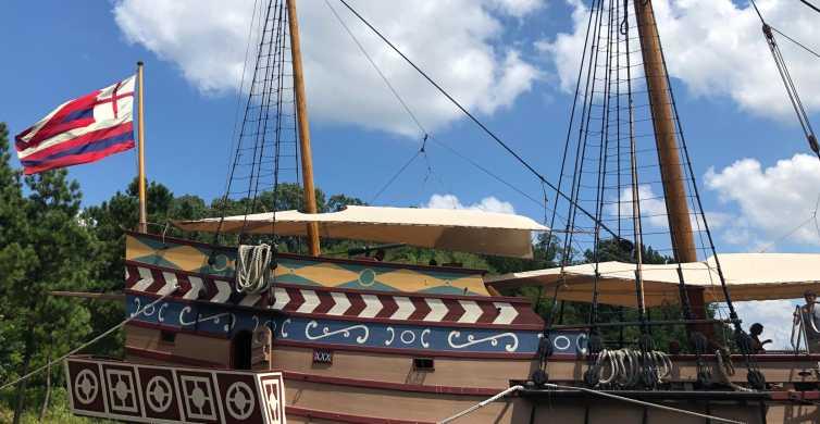 Williamsburg: Jamestown & American Revolution Museum Ticket