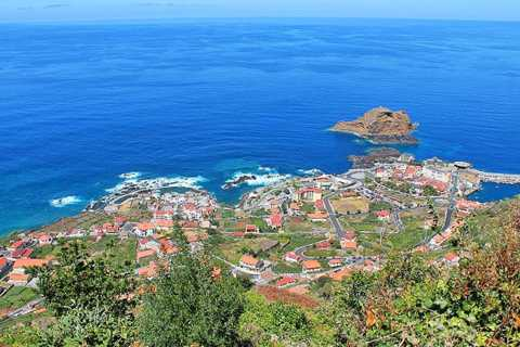 Madeira: West Tour with Porto Moniz and Volcanic Pools