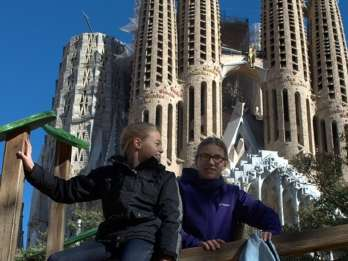 Barcelona: Sagrada Familia Tour der Fassaden auf Deutsch