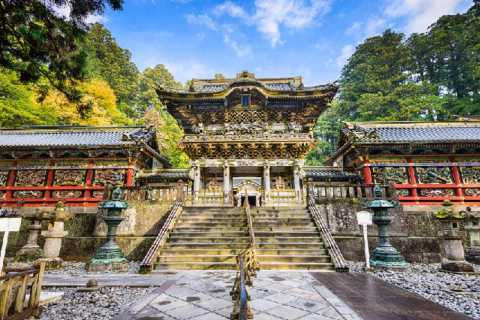 From Tokyo: UNESCO Shrine and Nikko Scenic Spots Bus Tour