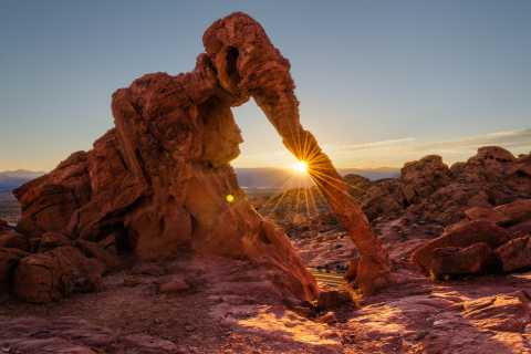 From Las Vegas: Small-Group Valley of Fire Tour