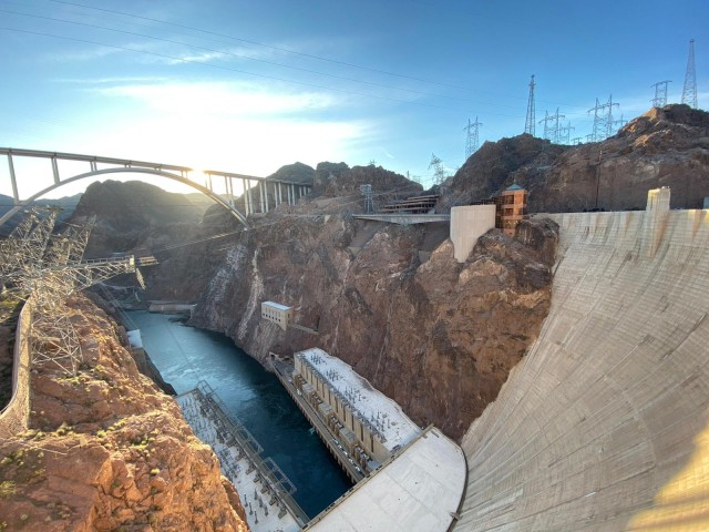Las Vegas: Hoover Dam and Lake Mead Half-Day Tour