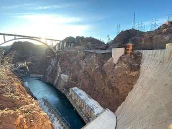 Las Vegas: Halbtagestour durch Hoover Dam und Lake Mead