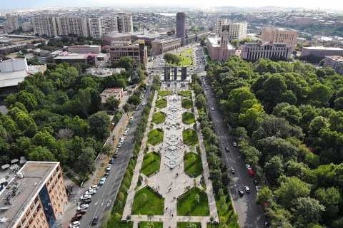 Discover Yerevan and Tbilisi: 2-Day Private Tour