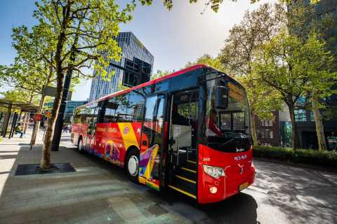 City Sightseeing Rotterdam Hop-On Hop-Off Bus Tour