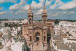 From Alberobello: Private Day Trip to Lecce & Otranto