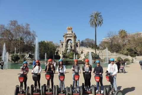 Barcelona: 3-Hour Segway Sightseeing Tour