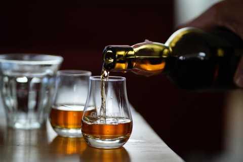 Stuttgart: Whiskyverkostung